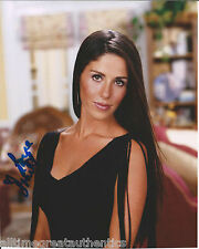 SOLEIL MOON FRYE SIGNED AUTHENTIC 'SABRINA, THE TEENAGE WITCH' 8X10 PHOTO w/COA