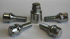 VAUXHALL SIGNUM ALLOY WHEEL LOCKING BOLTS M12 X 1.5 LOCK BOLTS