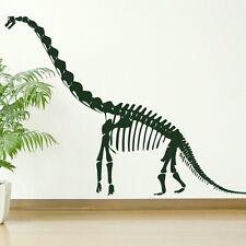 Huge Brachiosaurus Dinosaur Wall Transfers / Boys room Decor / Wall Sticker Di6