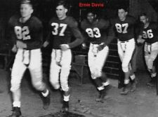 1950s High School Yearbook~ERNIE DAVIS~Syracuse Orangemen~Heisman Trophy~HOF~++