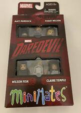 Marvel Minimates Daredevil TV Series Figure Set ClaireMatt Murdock Foggy Nelson