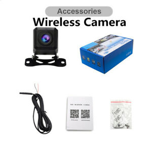 Wifi BackUp Front Camera Rear View Camera Professional HD Wireless Car Vehicle