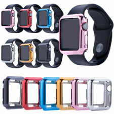 For - Watch Series 3/2/1 Silicone TPU Bumper Case Cover For iWatch 38mm 42mm