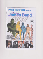 PAST PERFECT SPECIAL JAMES BOND 100 pgs DR NO to DIE ANOTHER DAY all 20 films