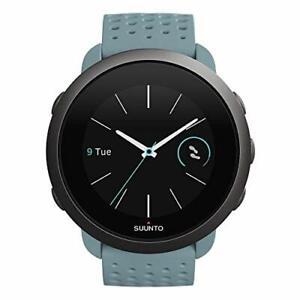 SUUNTO 3 (Suunto Three) smart watch wearable watch fitness MOSS GREY [Japan Role