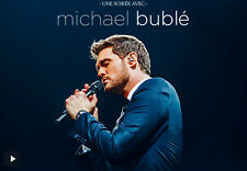 3 tickets for the Michael Bublé concert, August 1st, Bell Center Montreal