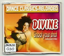 Divine Maxi-CD Shoot Your Shot Reloaded - 3-track reload mix - DST 75064-8