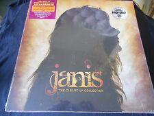 Janis Joplin - Classic Lp Collection (Box Set)  180gm Vinyl