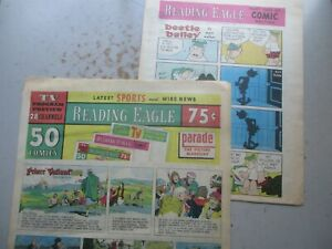 Reading (PA) Eagle Comics Section from September 16, 1984 18 Pages!