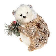 Christmas Decoration Country Hedgehog Figure