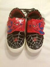 Boys Spider-Man Shoes Youth Boys Size 13 New Sneakers Casual