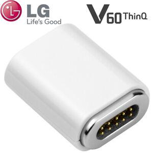 Genuine LG Charging Magnetic Adapter Gender for LG V60 Dual Screen Cover Case