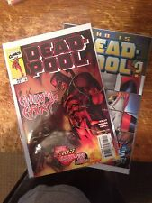 Deadpool 31 And 32 1st Ongoing Series T-ray