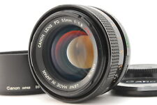 【Exce+++】 Canon FD 55mm f/1.2 SSC MF SLR Lens  From JAPAN A389