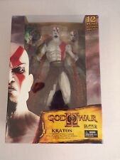 """God Of War 2 Player Select 12"""" Push Button Sound Figure new"""