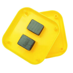 Square Magnetic Pin Cushion Sewing Essentials Needles Pincushions Holder