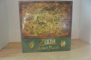 The Legend of Zelda Collector's Jigsaw Puzzle - 550 Pieces