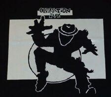 OPERATION IVY big back patch punk oi ska