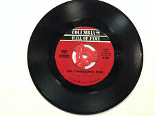 The Byrds - Mr Tambourne Man & All I realy Want To Do, Exc 7`` Single
