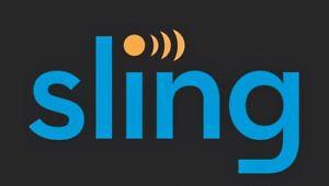 SIingTV + Orange + Blue Account Subscription | 2 Years Warranty