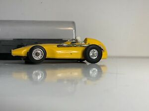 Vintage Slot Car Mrrc Car Yellow Untested