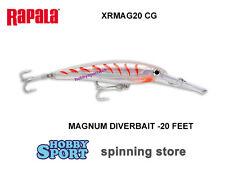RAPALA X-RAP MAGNUM DIVEBAIT -20 XRMAG20 COL CG PEARL ORANGE