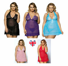 Nylon Glamour Babydoll Lingerie & Nightwear for Women