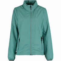 KILLTEC Women's Waterproof Jacket, Sage Green, size Large