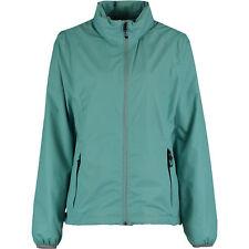 KILLTEC Women's Waterproof Jacket, Sage Green, size Large