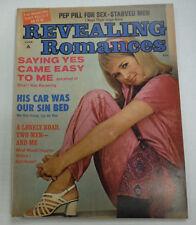 Revealing Romances Magazine Saying Yes Came Easy June 1970 062615R