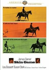 SKIN GAME (1971 James Garner)  Region Free DVD - Sealed