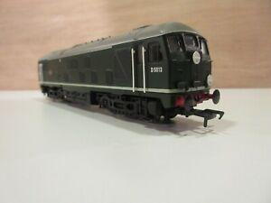 32-430 Class 24 Diesel D5013 BR Green DCC 8 pin