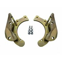 QMS! E46 TWIN BRAKE CALIPER ADAPTER FITS ONLY 3.0 Engine Version!