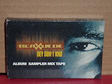 Blaxuede - Dey Don't Kno Cassette PROMO Album Ampler Mix Tape NEar Mint