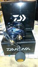 Daiwa Lexa HD 400PWR-P Baitcasting Reel 5.1:1 gear ratio Right Handed