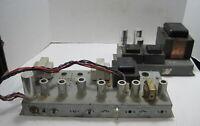 Hammond  126-000050 Three Channel Amplifier & Power Supply==Nice Original!