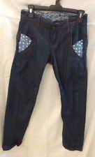 EUC Karse Men's Fashion Jeans  (Korean label) Size 28 Waist Color Multi