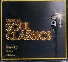ORIGINAL SOUL CLASSICS - Various Artists - 3xCD Album *NEW & SEALED*