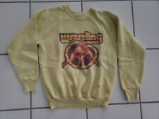 Vintage Wrestling Sweatshirt Size Medium