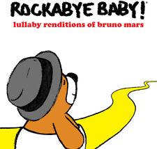 Rockabye Baby - Lullaby Renditions Of Bruno Mars [New CD]