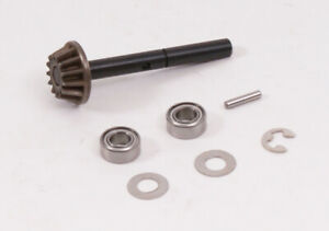 BS213-025A - BSD Racing Gear Shaft With 13t Steel Gear And Bearings - Brand New