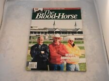 """THE BLOOD HORSE MAGAZINE MAY 2,1998 """"NEW"""" DERBY DOMINATORS SPECIAL ISSUE #18"""