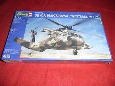 REVELL® 4493 1:72 SIKORSKY UH-60A BLACKHAWK /WESTLAND WS 70 L  NEU OVP