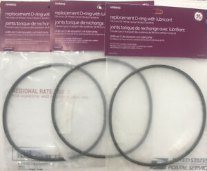 2 GE HHRING Replacement O-Ring w/ Lubricant for GE Whole Home Filtration Systems