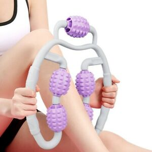 Indoor Yoga Fitness Muscle Relaxer Massager Roller For Leg Neck Arm