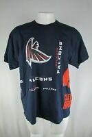 NFL Test Print (Falcons & Browns) Gildan Men's Big & Tall T-Shirt