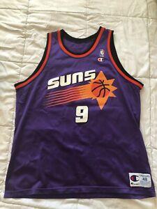 Vintage Champion Phoenix Suns Dan Majerle Jersey - Size 48