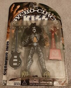 KISS Psycho-Circus Tour Edition Gene Simmons Action Figure