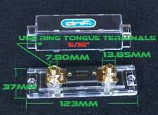 DNF ANL FUSE HOLDER 1-HOLE IN 0/2/4/8 AWG 1-HOLE OUT 0/2/4/8 AWG  + ANL300 AMP
