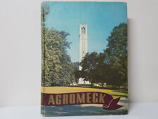 1950 North Carolina State College Yearbook - The Agromeck